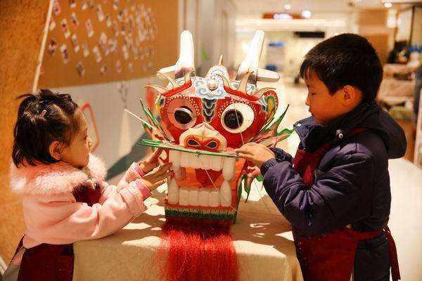 """宁波 """"二月二民俗文化节""""开幕 再现传承千年祭龙习俗"""