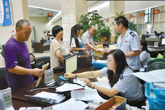 台州推行政务服务办事无休日制度 明日起施行
