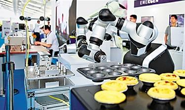 """浙江智造惊艳中国机器人峰会 厉害了!""""浙系""""机器人"""