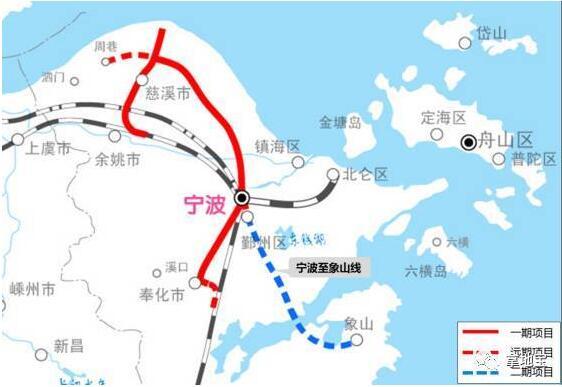 浙江四大城市圈走走 到底有哪些城际线路?