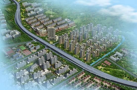 时代大道快速路开工 杭州主城到湘湖一路高架