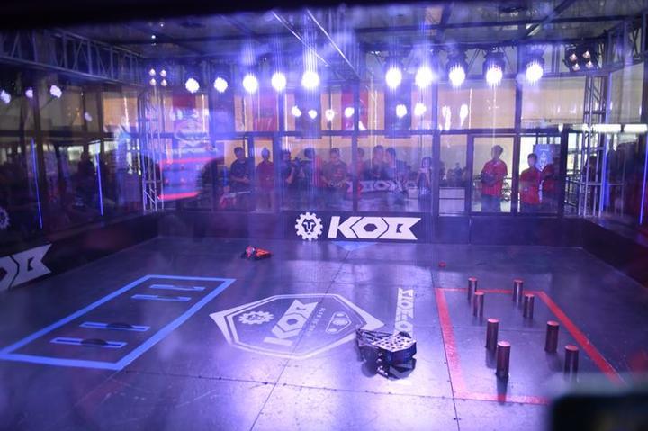 首次引入机器人格斗赛!今年的云栖大会超好玩