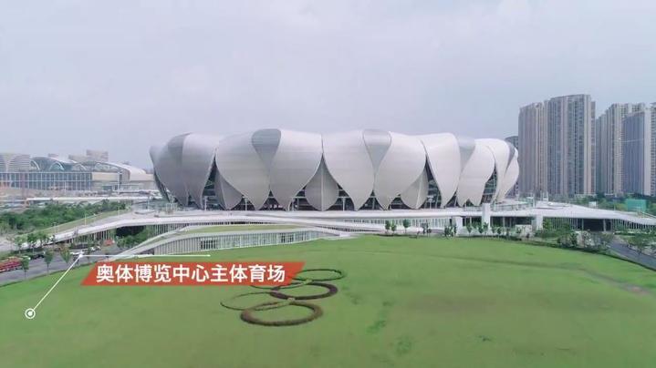 杭州新地标故事②丨冠军亚运情 看莲花碗的国际范