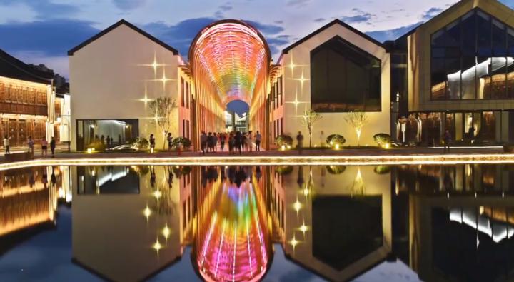 杭州新地标故事④丨看梦想小镇起航
