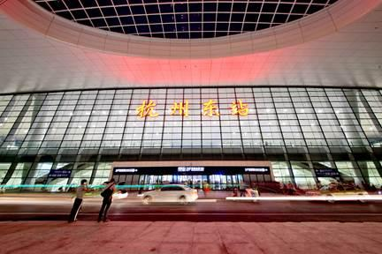 杭州新地标故事⑥丨看火车东站打开善城之门