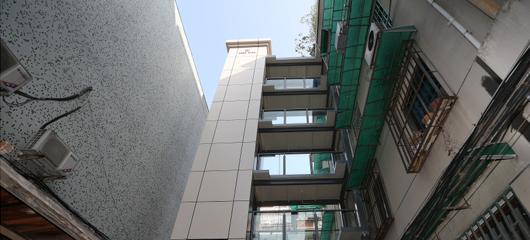 杭州第一台老小区加装电梯正式运行!