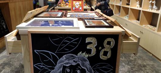 杭州举办女性手工艺作品展