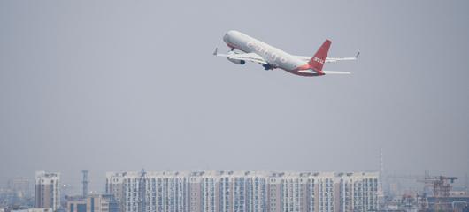 菜鸟首条洲际定期航线正式首航