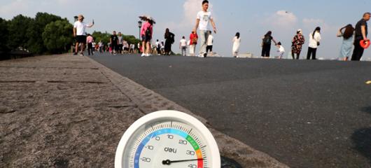 35.1℃,杭州入夏首迎高温