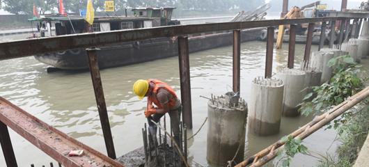 千吨巨轮畅行大运河!京杭运河浙江段航道要升级了