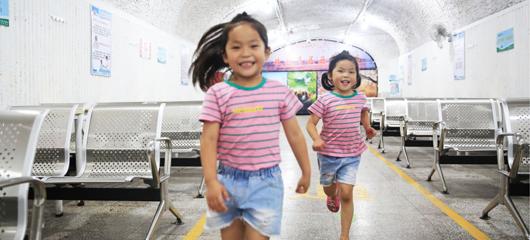 夏日福利来了!杭州4处防空洞免费开放