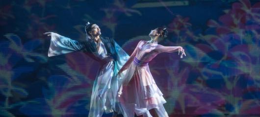 梦回西厢 歌舞青春
