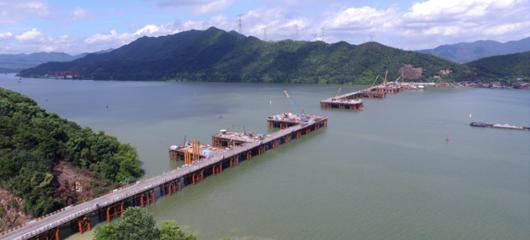 富春江上又添一座新大桥