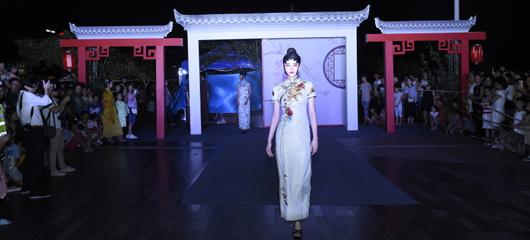 杭州举行钱塘江民俗文化展