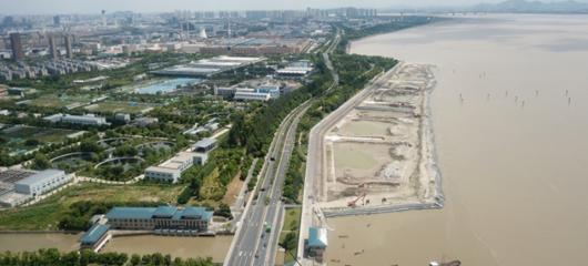 钱塘江畔大动静 运河要添二通道
