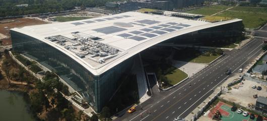 杭州城西面积最大、运动项目最齐全的西湖文体中心开放啦!