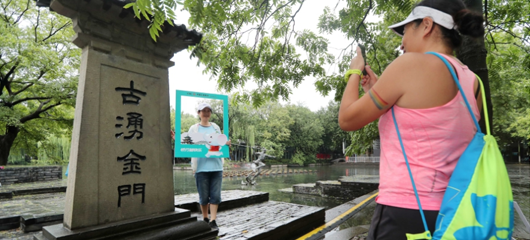 探秘古城门 走最杭州的10公里