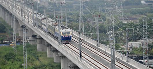 杭黄铁路全线开始联调联试