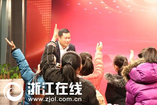 网上观会 对话代表 浙江小记者玩转全媒体两会报道