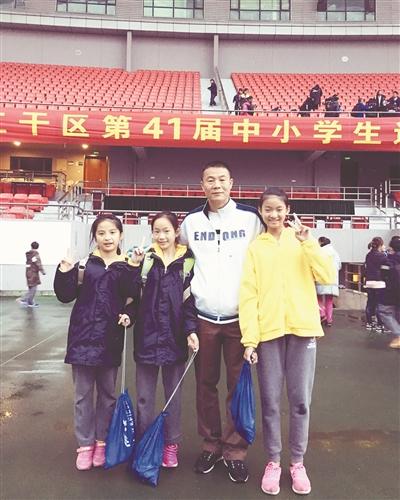 """江干:青年教师在跑道上""""飞""""起来"""