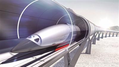 """时速1000公里 10年内, 杭州至上海将建""""超级高铁""""?"""