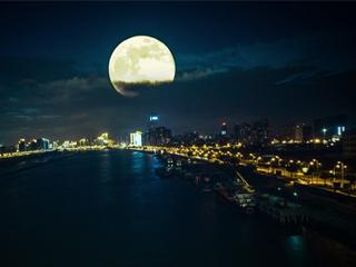 【科技能见度】第7期:超级月亮想说爱你不容易