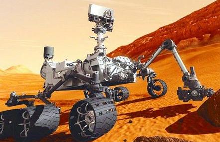 """【专题】""""好奇""""号登陆火星"""
