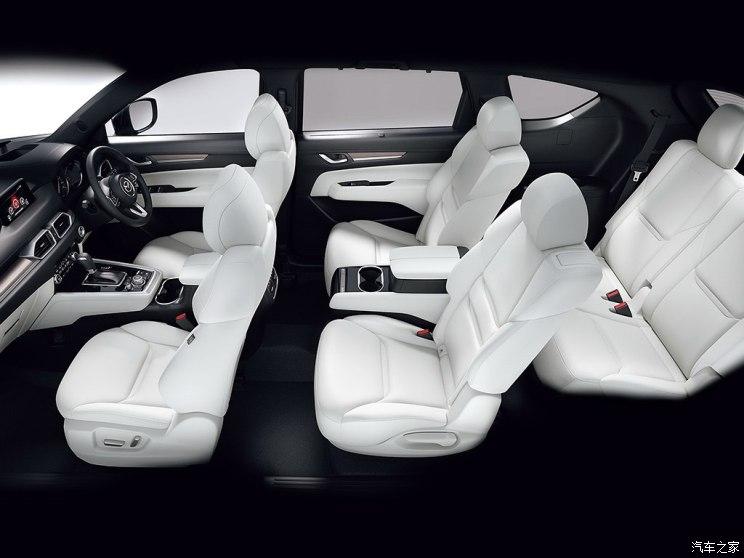 马自达(进口) 马自达CX-8 2017款 基本型