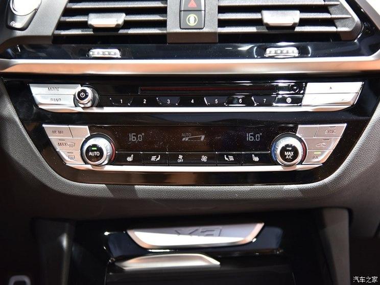 华晨宝马 宝马X3 2018款 xDrive30i 领先型 M运动套装