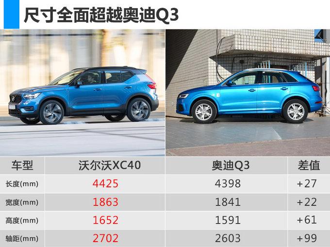 新车,豪华车,沃尔沃XC40,新车上市