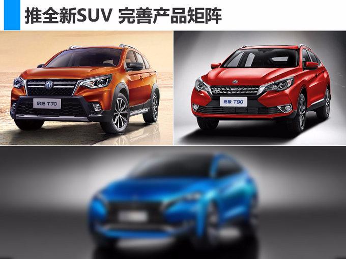 SUV,东风启辰,产品规划,SUV,电动车