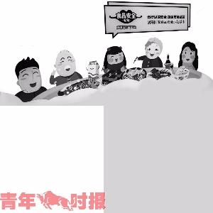 坐一趟地铁长不少知识 杭州1号线有趟食品安全专