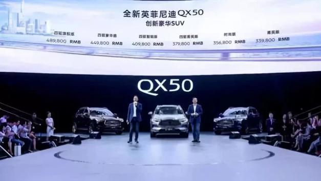 销量,英菲尼迪QX50,奔驰GLC,凯迪拉克XT5