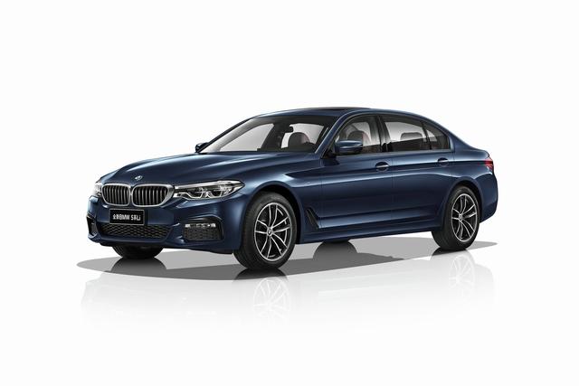 03.2018款全新BMW 525Li M运动套装.JPG