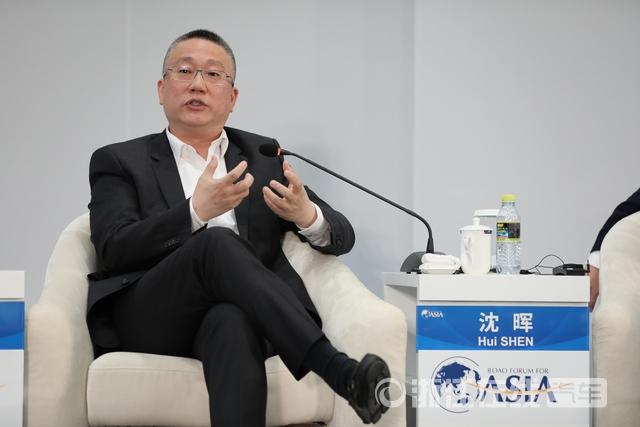 威马汽车创始人沈晖出席博鳌亚洲论坛.JPG