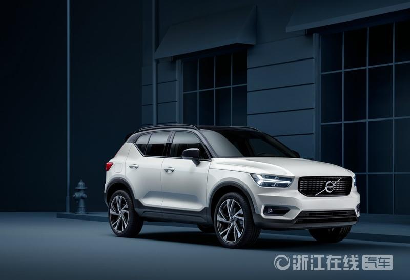 1_沃尔沃全新XC40北京车展耀目首秀.JPG