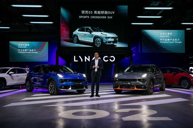 吉利汽车集团副总裁、吉利汽车欧洲研发中心CEO方浩瀚先生分享领克02全方位领先产品力.JPG