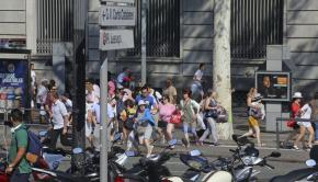巴塞罗那遭遇恐怖袭击 已造成14人死亡