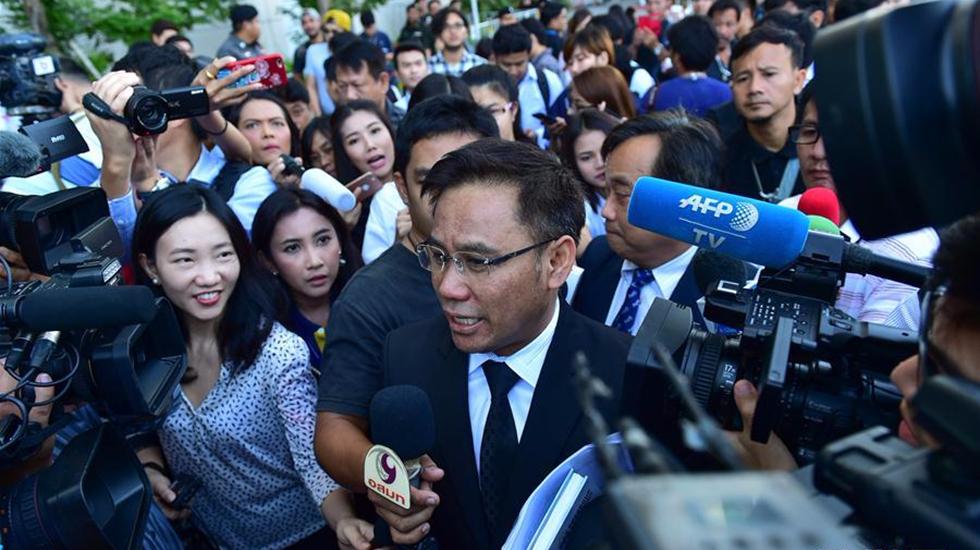 泰国最高法院判处前总理英拉五年监禁
