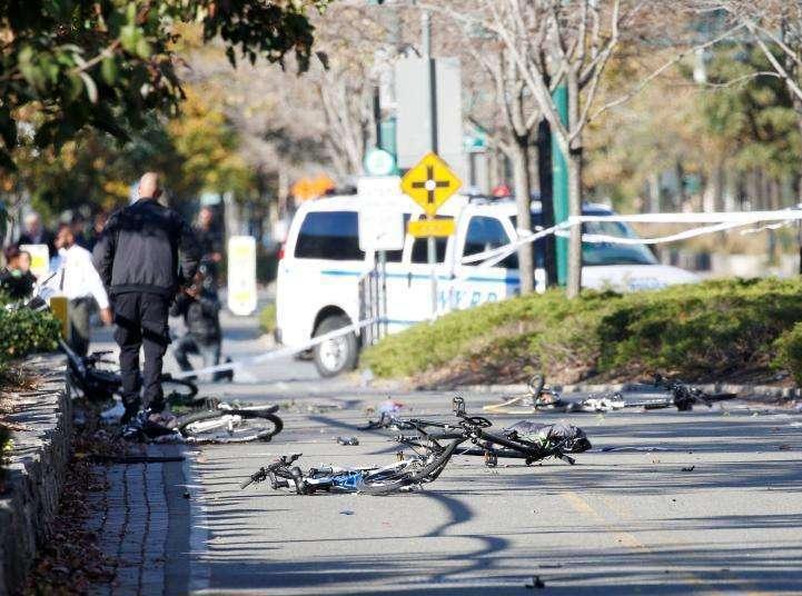 纽约恐袭暂无中国公民伤亡报告