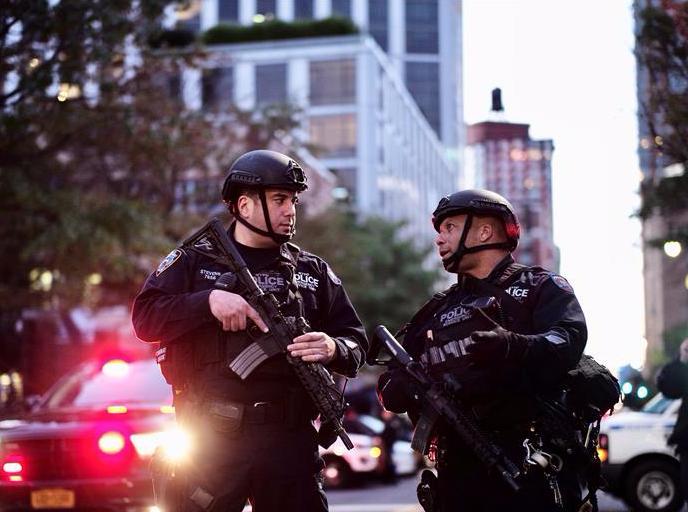 纽约发生卡车撞人恐袭 外媒盘点近20年纽约恐袭案