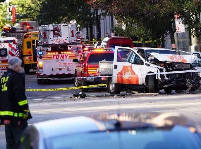 美媒:纽约恐袭嫌犯曾是优步司机