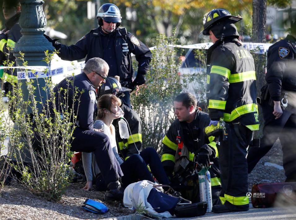 纽约恐袭案折射恐怖主义新趋势