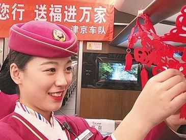 【新春走基层】春运首日 各地力保交通出行(图)