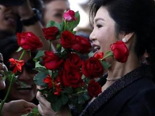 英拉仍下落不明 泰国副总理:3名警察助其逃出境