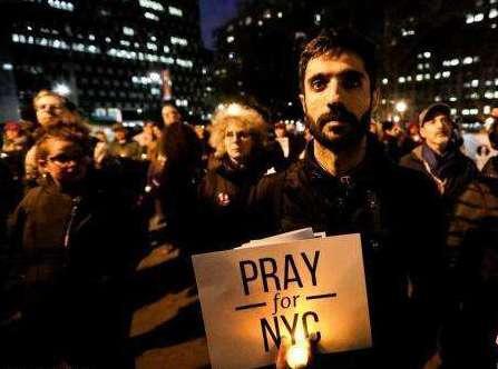 """纽约恐袭后 """"多元化""""移民政策背黑锅?"""