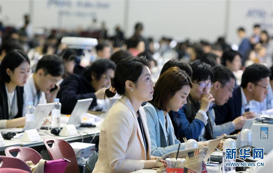 (国际)(1)韩朝首脑会晤即将举行