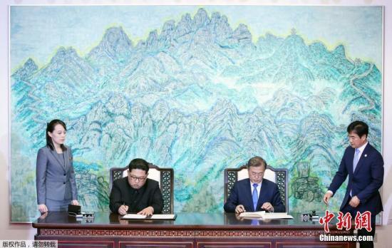 0299.com金沙贵宾会:韩朝决定在朝植树防洪_5月中旬前举行高级别会谈