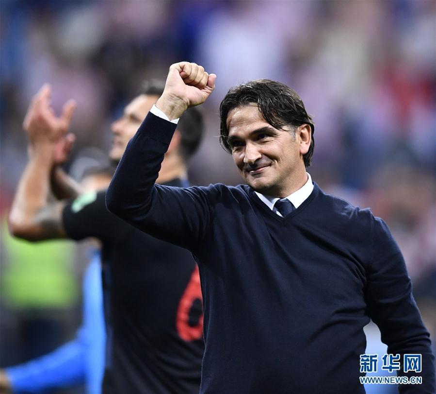 (世界杯)(6)足球――D组:克罗地亚队击败阿根廷队