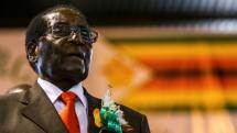 津巴布韦大选:前总统穆加贝挺反对派,拒支持前盟友连任